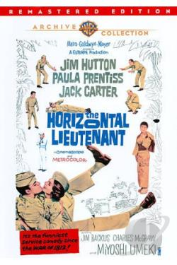 Horizontal Lieutenant DVD Cover Art