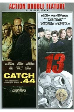Catch .44/13 DVD Cover Art