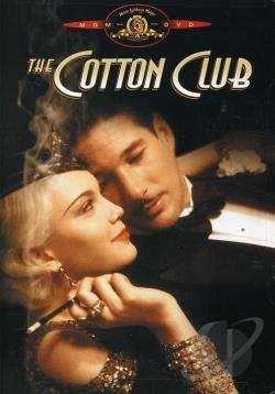 Cotton Club DVD Cover Art