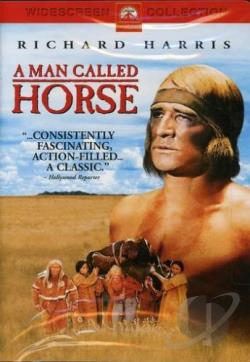 Man Called Horse DVD Cover Art