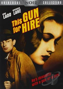 This Gun for Hire DVD Cover Art
