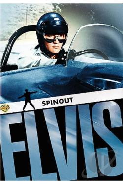 Spinout DVD Cover Art