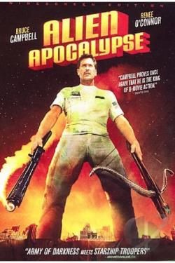 Alien Apocalypse DVD Cover Art