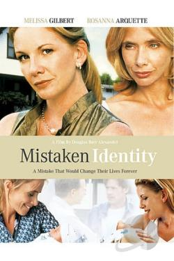Mistaken Identity DVD Cover Art