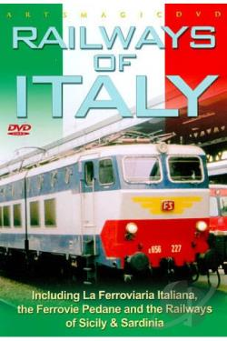 Railways of Italy DVD Cover Art