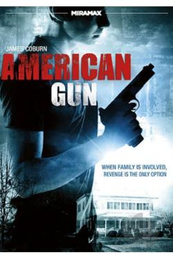 American Gun DVD Cover Art