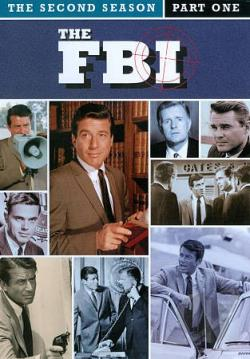 FBI: The Second Season, Part One DVD Cover Art