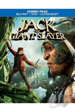 Jack the Giant Slayer BRAY Cover Art