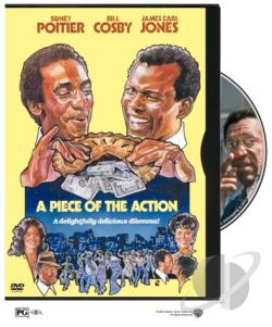Piece Of The Action DVD Cover Art