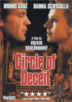 Circle of Deceit DVD Cover Art