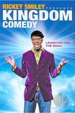 Kingdom Comedy DVD Cover Art
