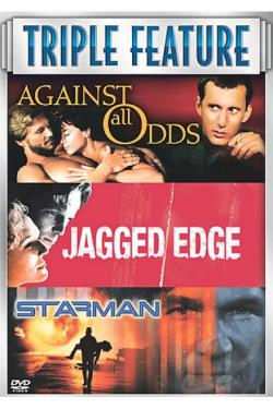 Against All Odds/Jagged Edge/Starman DVD Cover Art