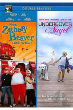 When Zachary Beaver Came to Town/Undercover Angel DVD Cover Art