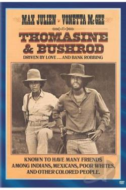 Thomasine and Bushrod DVD Cover Art