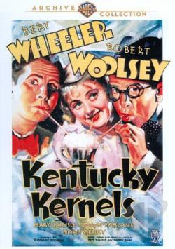 Kentucky Kernels DVD Cover Art