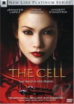 Cell DVD Cover Art