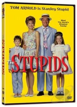 Stupids DVD Cover Art