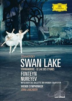 Tchaikovsky - Swan Lake DVD Cover Art