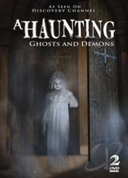 Haunting: Ghosts And Demons DVD Cover Art