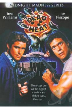 Dead Heat DVD Cover Art