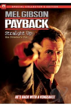 Payback DVD Cover Art