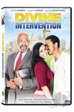 Divine Intervention DVD Movie