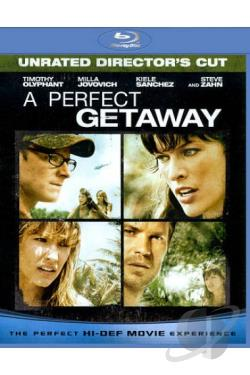 Perfect Getaway BRAY Cover Art