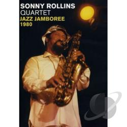 Sonny Rollins Quartet: Jazz Jamboree DVD Cover Art