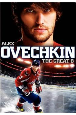 NHL: Alex Ovechkin - The Great 8 DVD Cover Art