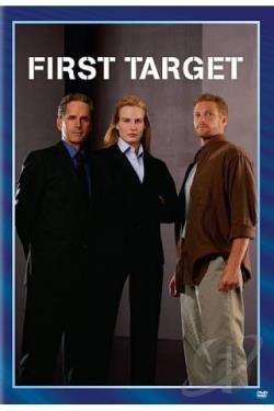 First Target DVD Cover Art