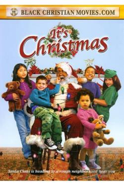 It's Christmas DVD Cover Art