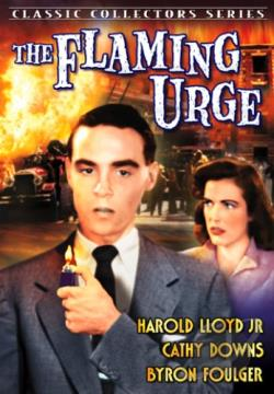 Flaming Urge DVD Cover Art