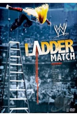 WWE: Ladder Match DVD Cover Art