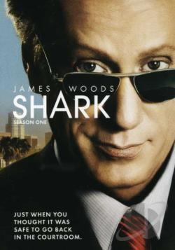 Shark - Season 1 DVD Cover Art