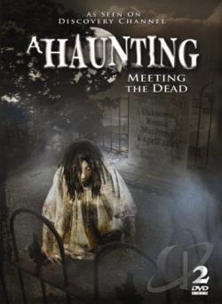 Haunting - Meeting the Dead DVD Cover Art