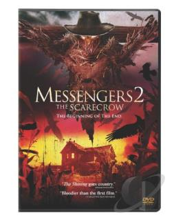 Messengers 2: The Scarecrow DVD Cover Art