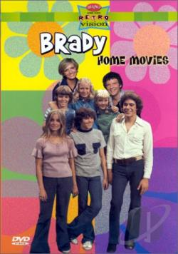 Brady Bunch Home Movies DVD Cover Art