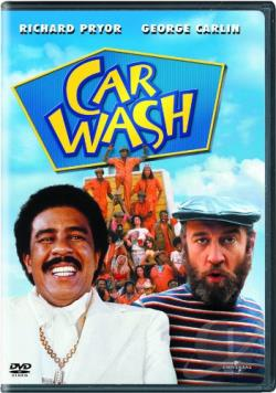 Car Wash DVD Cover Art