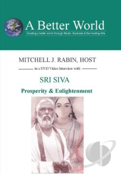 Prosperity & Enlightenment with Sri Siva DVD Cover Art