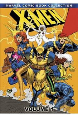 X - Men - Vol.1 DVD Cover Art