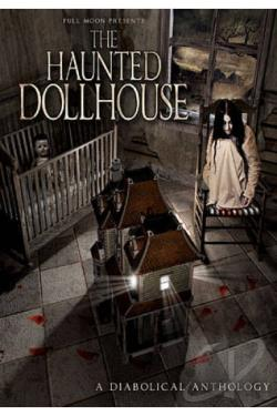Haunted Dollhouse DVD Cover Art