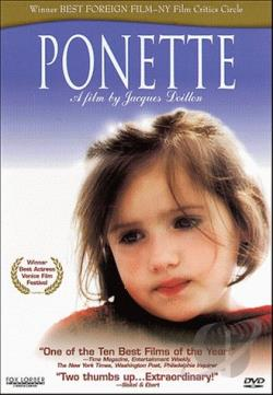 Ponette DVD Cover Art