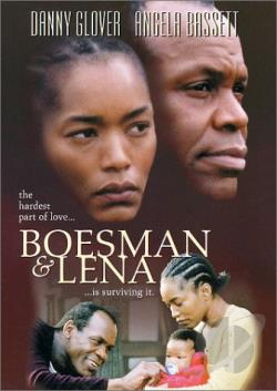 Boesman & Lena DVD Cover Art