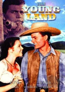 Young Land DVD Cover Art