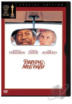 Driving Miss Daisy DVD Cover Art