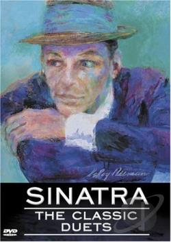 Sinatra: The Classic Duets DVD Cover Art