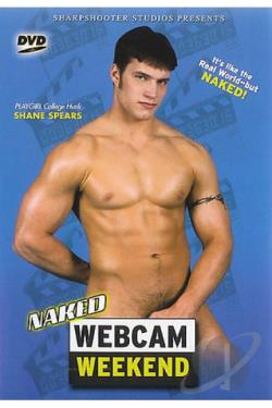 Naked Webcam Weekend DVD Cover Art