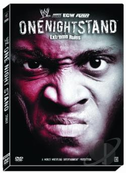 ECW - One Night Stand 2007 DVD Cover Art