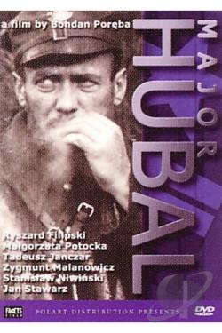 Major Hubal DVD Cover Art