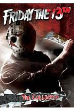Friday the 13th: The Ultimate Collection DVD Cover Art